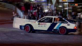 A edição de 2016 do RallySpirit Altronix teve duas provas noturnas.