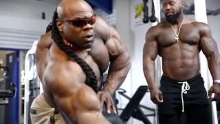 Mike Rashid, Kai Greene, Ulisses | Triceps, Biceps, Chest & Delts