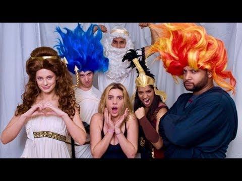 Greek Gods Lele Pons Anwar Jibawi Hannah Stocking & Lilly IISuperwomanII Singh