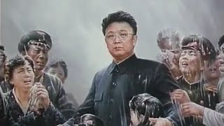 Kim Jong Il's leadership during the Arduous March