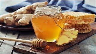 هل تعلم ماذا يحدث للجسم إذا تناولت الزنجبيل مع العسل يوميا.. لن تصدق !