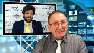 مصاحبه و مناظره مدیریت سایت ایران گلوبال با امید دانا بر سر مواضع ملی