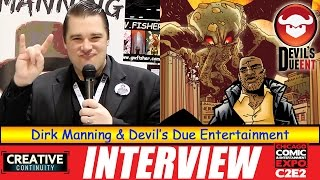 Tales of Mr. Rhee: Dirk Manning and Devil