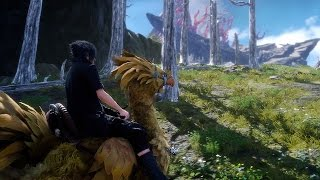 Final Fantasy XV: Why Open World is Superior - IGN Plays Live
