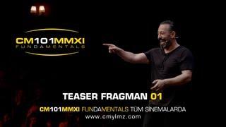 CEM YILMAZ | CM101MMXI FUNDAMENTALS / Sahne 01