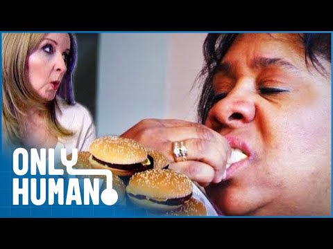Woman Eats Nine Cheeseburgers a Day Eat Yourself Sexy Only Human