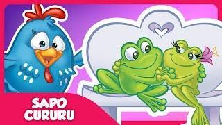 Sapo Cururu - Clipe Música Oficial - Galinha Pintadinha DVD 2