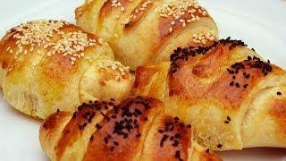 Butter Roll Recipe | Bread Rolls