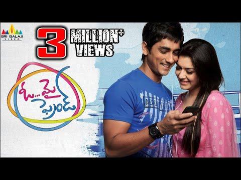 Oh My Friend Telugu Full Movie | Latest Telugu Full Movies | Siddharth, Shruti Haasan, Hansika