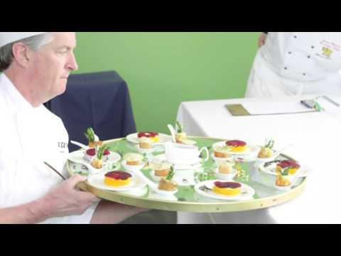 4e édition du concours : Espoirs culinaires de la région de la capitale nationale - Encore jeune