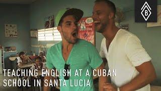 Teaching English At A Cuban School In Santa Lucia
