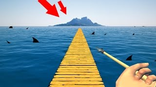 BROKE THE GAME! (Raft Multiplayer)