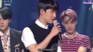 EXO komik anlar
