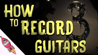 HOW TO RECORD GUITARS | Bendy And The Ink Machine Alice Angel Song | Rockit Gaming