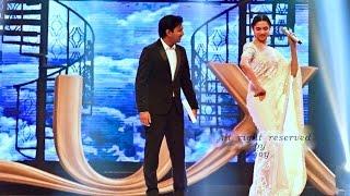 Deepika padukone in dhaka dancing Balam pichkari with Tahsan and fans
