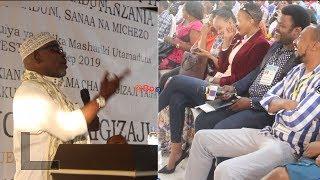 Sheikh kipozeo: Nimemuona mrembo Wema / chunga mbegu zako za kiume