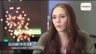 Women of Captain America Civil War Featurette NEW FOOTAGE - Red Carpet Premiere