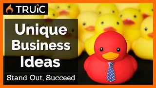 Top 10 Unique Business Ideas For 2019