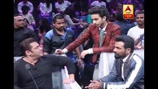 Tiger Zinda Hai: Salman Khan at Remo