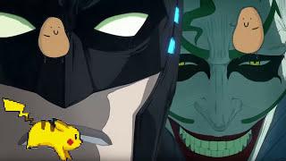 Batman se convierte en un anime en su nueva pelicula Batman Ninja - Noticias Banana