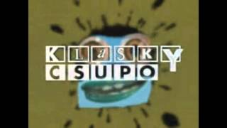 Deformed Logo Klasky Csupo Robot Logo 2015 2016