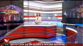 Tg2 del 13/10/13 :: Luca Agnani :: Circle of Light Moscow