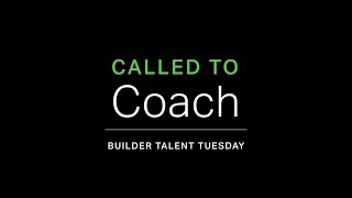 Confidence: Confidence Wins Over Doubt-Builder Talent Tuesday Season 1