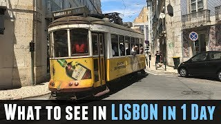 Must See Lisbon in Just 1 Day