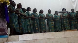 Mbingu Zifurahi  St. Jude 3rd Mass  Choir Athi River