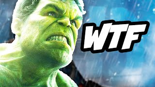 Marvel Civil War 2 Hulk vs The Hulk WTF