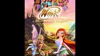 Winx Club - Το Μυστικό του Χαμένου Βασιλείου - Full Movie Greek