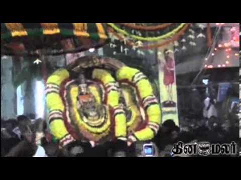 Annamalaiyar Temple Karthigai Deepa Vizha - Dinamalar Nov 8th 2013 Tamil Video News