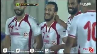 Tunisie 4 - 1 Libéria # Hamza Lahmer(Penalty)