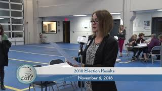 2018 Election Results // 11-6-18