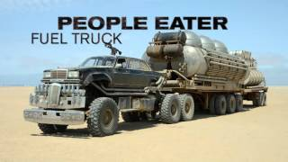 Mad Max: Fury on Four Wheels [Behind The Scenes]