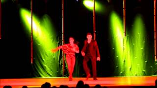 Jose & Serena - Miami Salsa Congress 2012 (Fri - Performance)