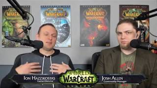 Blizzard Live Q&A About Classic WoW Recap! (We Can Relax)