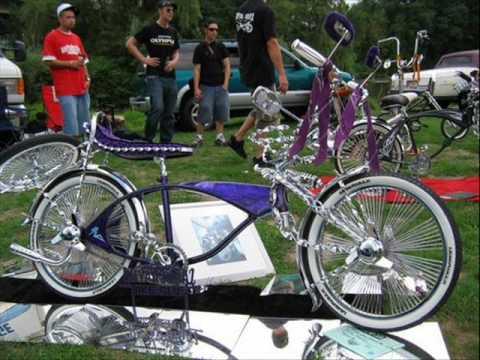 bicicletas low rider bike low