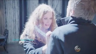 Once Upon A Time 5x21 Zelena Stabs Hades