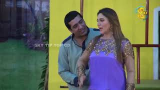 Iftikhar Thakur Zafri Khan and Khushboo New Stage Drama Best Clip 2018 | Pk Mast