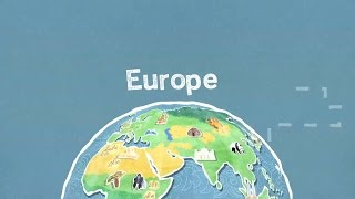 Come explore...Europe with Lonely Planet Kids