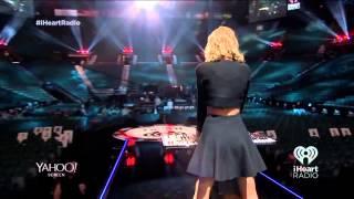 Love Story iHeartRadio Festival 2014 Rehearsal Video