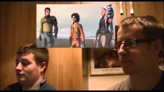 Star Wars Rebels Reaction Season 2 Episode 17