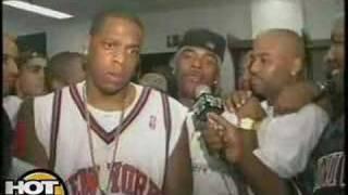 HOT 97 SJ History- Michael Jackson and Jay-Z
