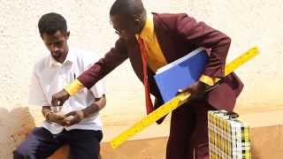 Teacher Mpamire's Breaktime at Lunch.African Comedy.