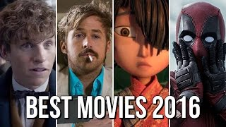 Top BEST Movies of 2016 in Every Category
