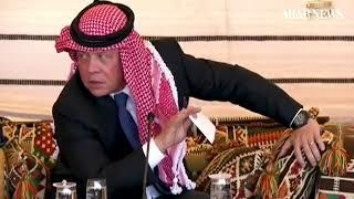 Celebratory gunfire at Arab weddings