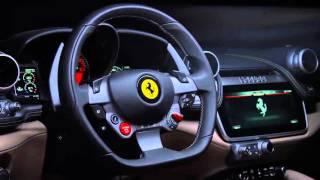 Ferrari GTC4 Lusso Interior - من الداخل GTC4فيراري لوسو