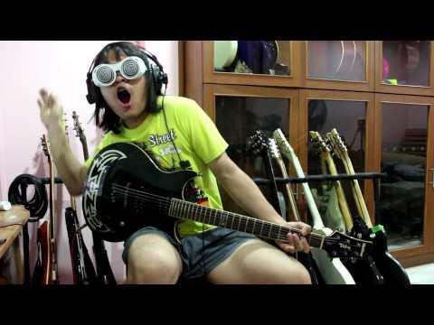 แป๊ะ Syndrome จันทร์เจ้า Slot machine Guitar Cover