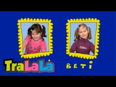 Aura Lori si Beti Cantece pentru copii TraLaLa